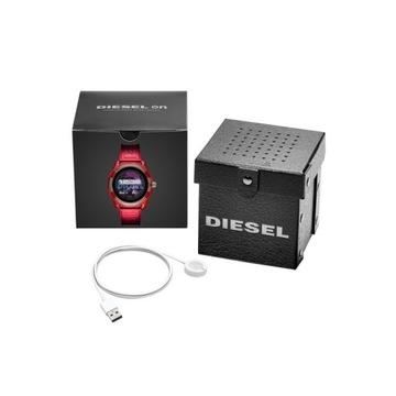 Diesel Smartwatch Fadelite Nowy okazja NFC GPS 44
