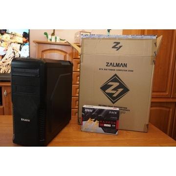 PC MSI 970A-G43 SSD 120GB 16GB RX460 4GB FX 6300