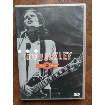 Jeff Buckley: Live In Chicago (1 DVD)
