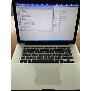Macbook 15 pro 2010 i5 8gb ram