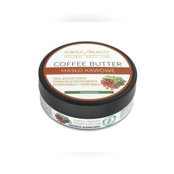 Masło kawowe - Antycellulit - Super cena! - 100 ml