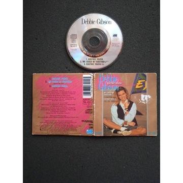 Debbie Gibson-Electric Youth singiel cd