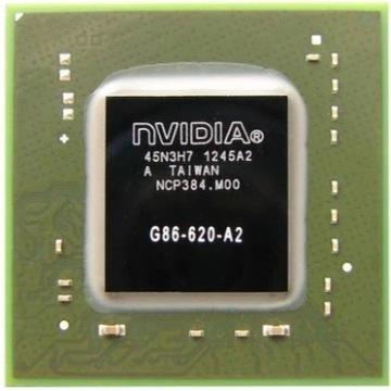Nowy układ Chip GRAFICZNY BGA NVIDIA G86-620-A2