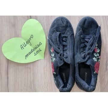 Fetysz buty używane trampki tenisówki adidasy