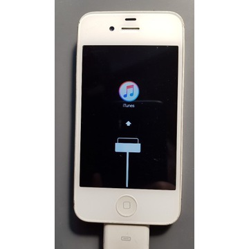 IPhone 4s biały