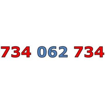 734 062 734 ŁATWY ZŁOTY NUMER STARTER