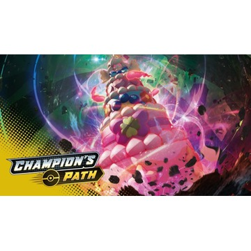 Karty Pokemon TCG Sword & Shield - Champion's Path