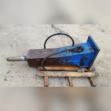 Młot wyburzeniowy KRUPP HM350 530kg