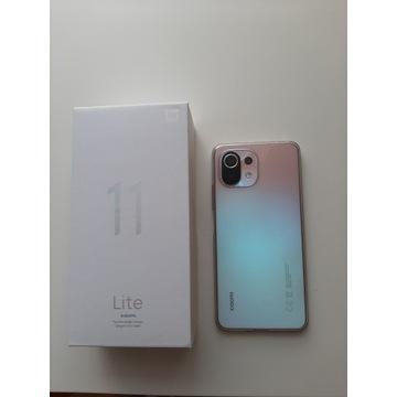 Xiaomi Mi 11 Lite - różowy - pudrowy róż