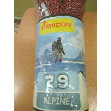 Lina alpinistyczna TENDON ALPINE 7,9 30 m