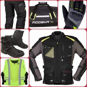 MOTOCYKLOWE/QUAD ubrania buty szpej NOWE 25% off!!