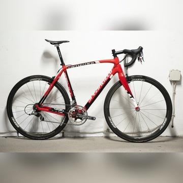 Specialized Crux Pro, Zipp 202, Sram RED, 7,2 kg!!
