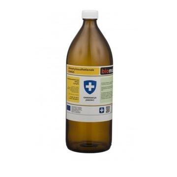 DMSO Dimetylosulfotlenek Czysty 99,9% BIOMUS 1Litr