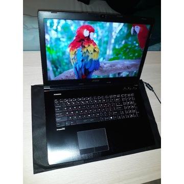 Laptop MSI GE72VR Apache Pro