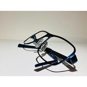 Oprawki Męskie Okulary Korekcyjne BMW M POWER Oryg
