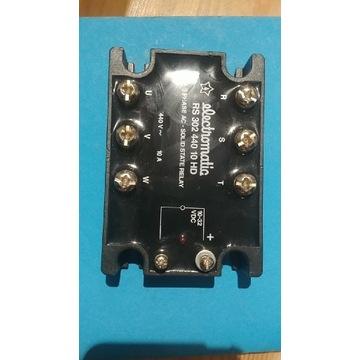 Przekaźnik półprzewodnikowy 3 fazowy electromatic