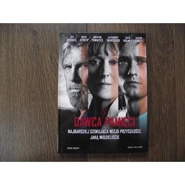 DAWCA PAMIĘCI , film (DVD), nowy bez folii