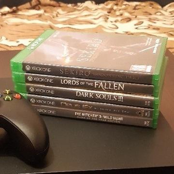 Gry Xbox one!!!