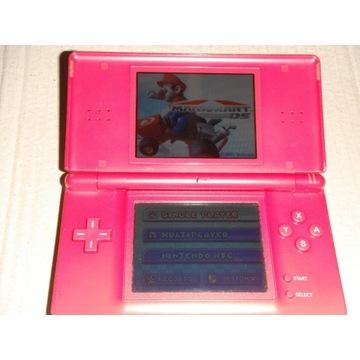 konsola NINTENDO DS LITE czerwona (286)