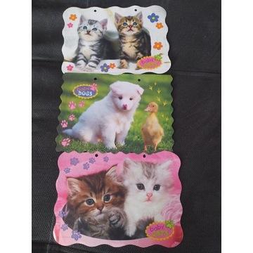 Karteczki do segregatora psy i koty