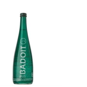 Woda Badoit francuska naturalnie gazowana 0,75 l