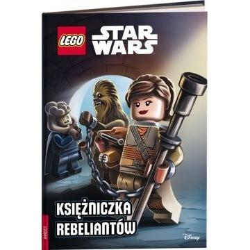 100x Ksiazka LEGO Ksiezniczka Rebeliantow hurt KG