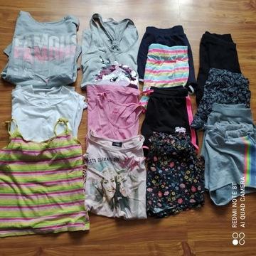 zestaw dla dziewczynki 158-164