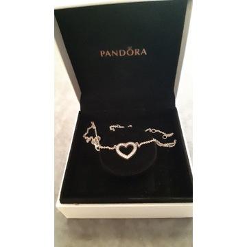 Naszyjnik dla kobiet Pandora