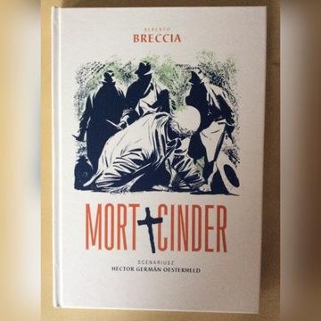 """""""Mort Cinder"""", komiks, nowy"""