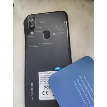 UMIDIGI A3X 3/16gb 3300mah nowy smartfon najtaniej