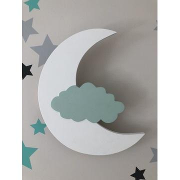 Lampka półksiężyc