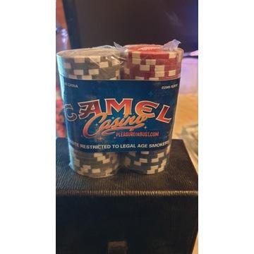 Vintage CAMEL Las Vegas Casino Poker Chips