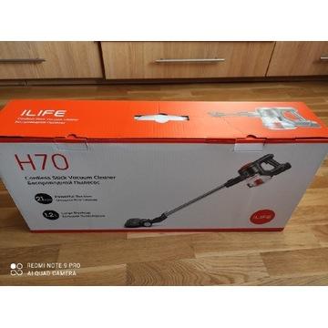 Odkurzacz ilife h70