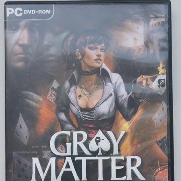 GRAY MATTER / PC / PL