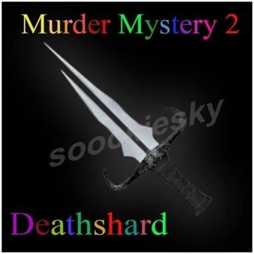 ROBLOX Murder Mystery 2 DeathShard