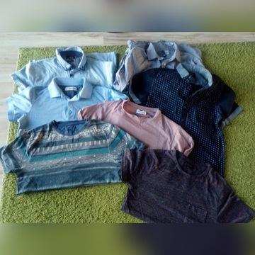 28-pak zestaw ubrań młodzieżowych rozmiar S i XS
