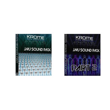 Brzmienia J.M. Jarre do KORG Krome/Krome Ex