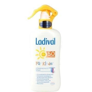Ladival Stada 50+ spray ochronny AZS nowy