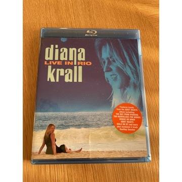 Diana Krall live in Rio bluray