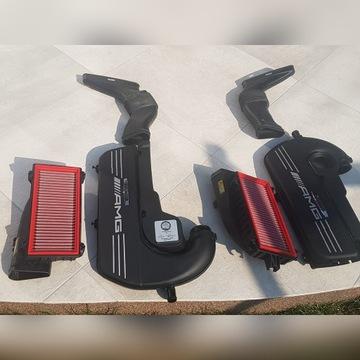 Obudowa filtrów powietrza Mercedes C63/C63S W205