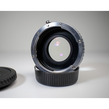 Speed Booster Adapter 0,71x EOS, EF do Sony E, NEX
