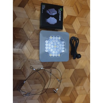 Lampa LED uprawa roślin Luckygrow modular110