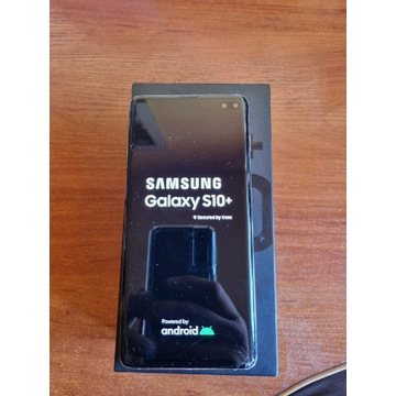 SAMSUNG GALAXY S10 PLUS  12GB/1TB