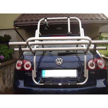 Bagażnik rowerowy na klapę VW Golf Plus oryginał