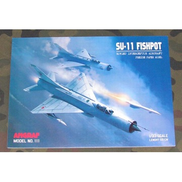 ANGRAF - SU-11 FISHPOT 2w1 ofset i kreda