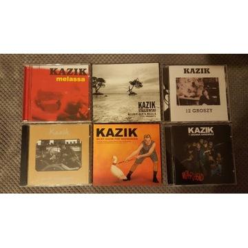 Kazik - 6 CDs