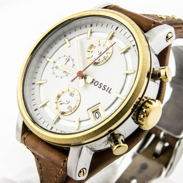 Zegarek FOSSIL Damski Model ES3615 CHRONO new bate