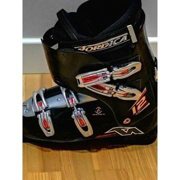 Buty narciarskie Nordica Sport Machine 12, rozm.45