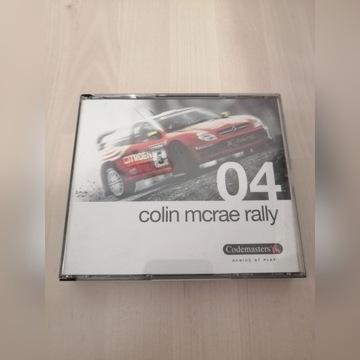 Colin McRae Rally 04 PL