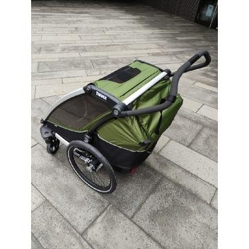 Potestowa przyczepka rowerowa Thule Chariot Cab2